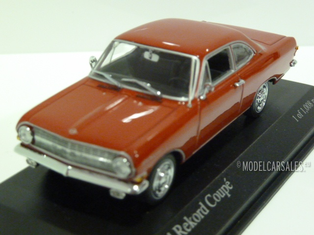 Opel Rekord A Coupe