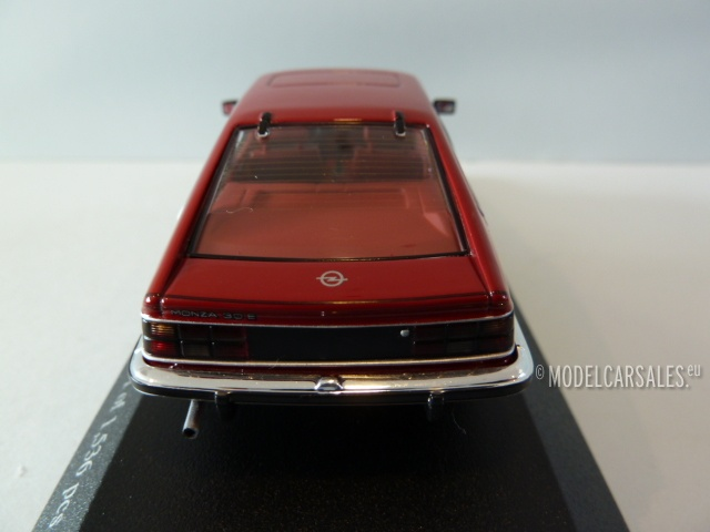 Opel Olympia LIMOUSINE NEGRO 1:43 neo nuevo embalaje original /& 43736