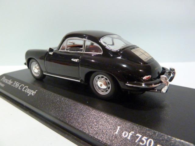 Porsche 356b (c) coupe (minichamps)