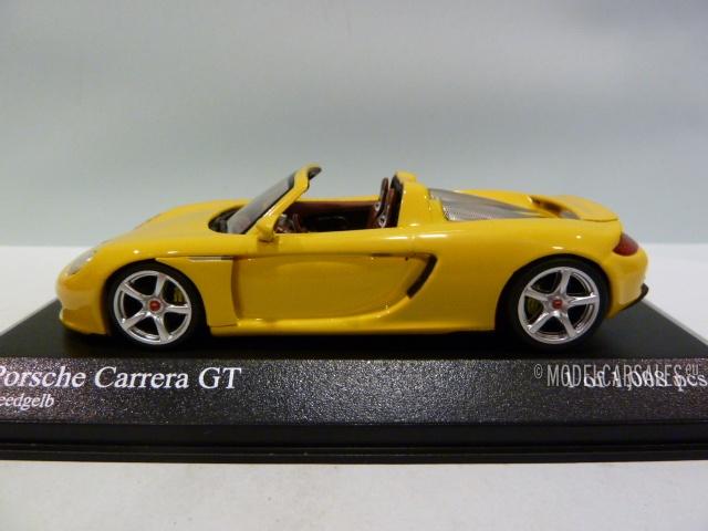 Porsche Carrera GT Speed Yellow 1:43 400062634 MINICHAMPS cast ... on porsche ruf ctr, porsche truck, porsche concept, porsche gt3, porsche turbo, porsche macan, porsche boxter, porsche gt3rs, porsche gt 2, porsche 904 gts, porsche sport, porsche cayman, porsche boxster, porsche gtr3, porsche mirage, porsche cayenne,