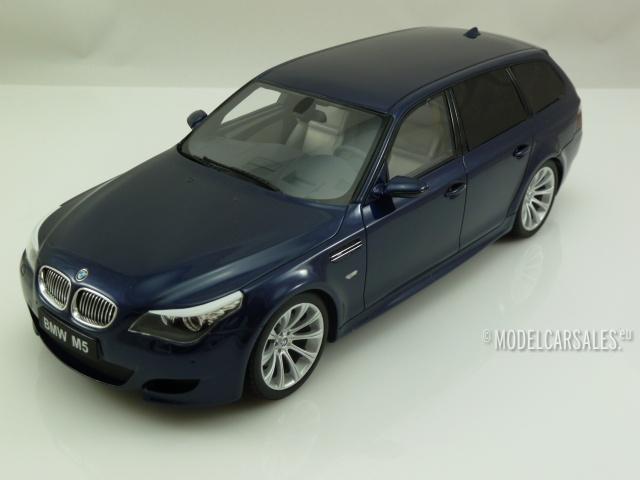 1:18 Otto BMW M5 Touring E61 grau Otto Mobile OT189 NEU NEW