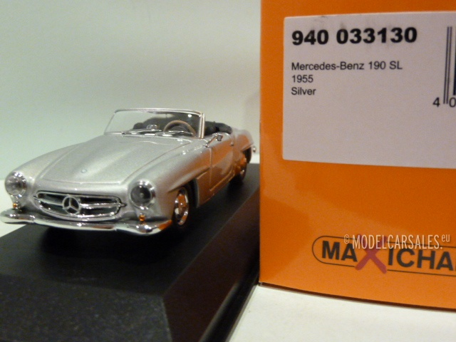 Mercedes Benz 190 SL (w121)