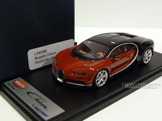 bugatti chiron geneva motor show edition 1:43 ls459b looksmart
