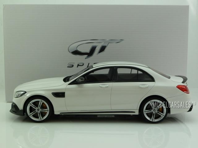 1:18 GT Spirit mercedes Brabus 650 2015 White Limited Edition 504