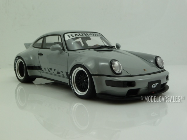 Porsche 911 964 Rwb Ducktail Rauh Welt 1 18 Gt187 Gt Spirit Diecast Model Car Scale Model For Sale