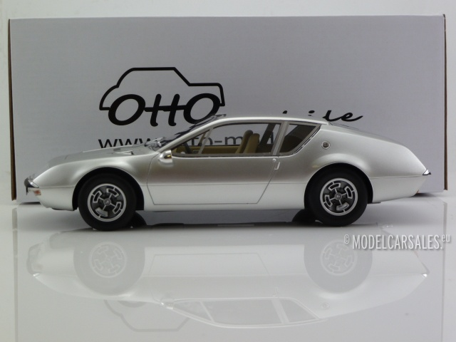 Alpine Auto Sales Langford >> Alpine A310 1600 Phase I Silver 1 18 Ot680 Otto Mobile Diecast Model