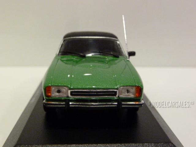 ... Ford Capri II ...