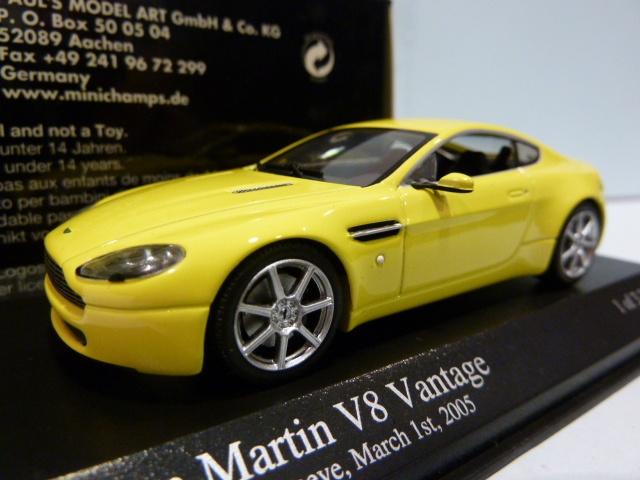 Aston Martin V8 Vantage Geneva Presentation 1 43 400137421