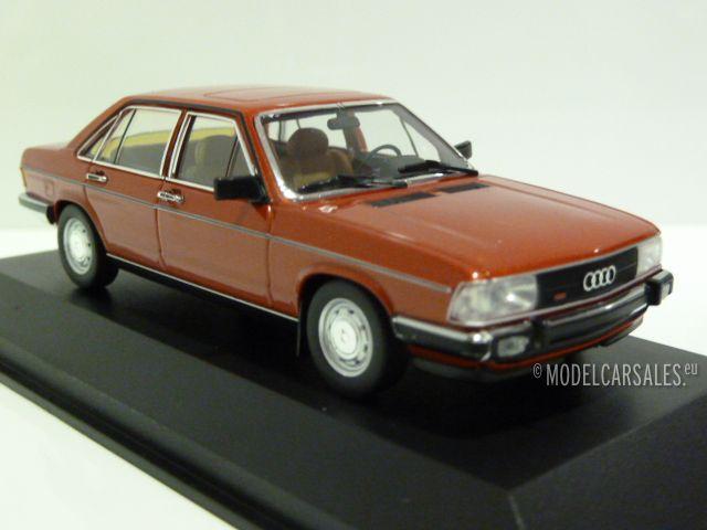 Rietze Audi 100 Avant blau-metallic 20450-1:87