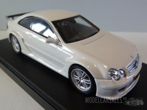 Mercedes Benz CLK DTM AMG Coupe
