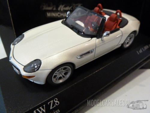 BMW Z 8 Roadster E52-2000-03-1:87 rot red