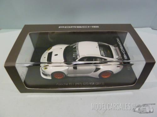 Porsche 911 (997) GT3 RSR Plain Body Japan Edition 1:43 CAP04312003