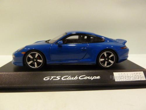 Porsche 911 (991) GTS Club Coupe