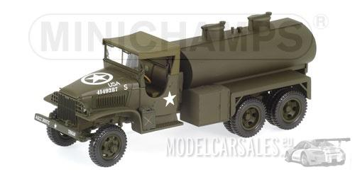 GMC Cckw 353 G2 Water Tanker