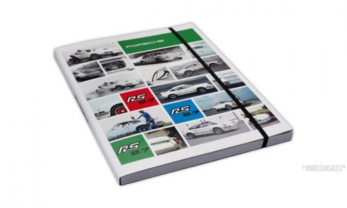 Porsche Drivers Selection Store RS 2.7 Notizbuch Notebook