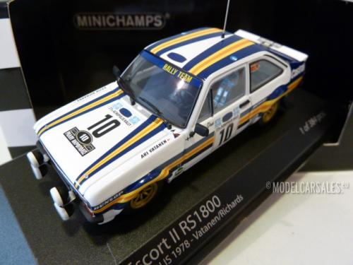Ford Escort II RS1800
