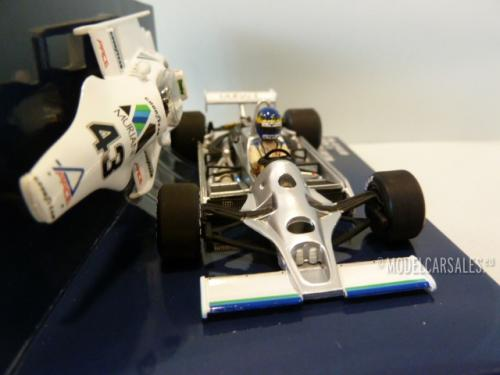 Williams Ford FW07