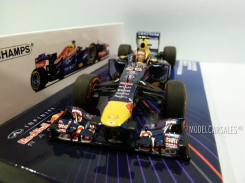 Red Bull Racing Infiniti Renault RB9