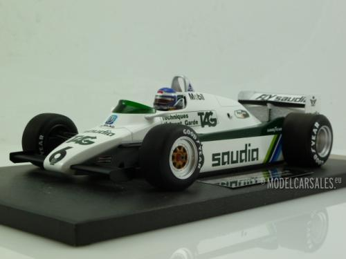 Williams Ford FW08