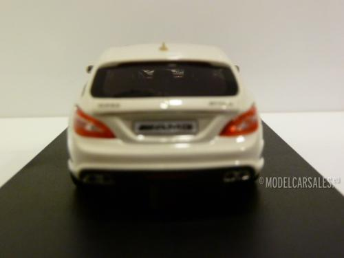 Mercedes Benz CLS Shooting Brake