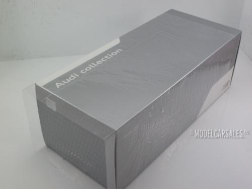 Audi Q7 Argus Brown 1:18 5011407615 MINICHAMPS diecast model