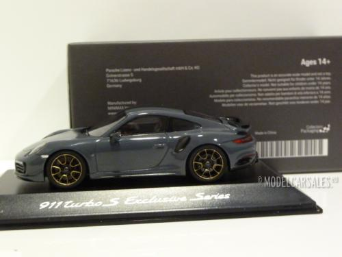 Porsche 911 (991 II) Turbo S Exclusive