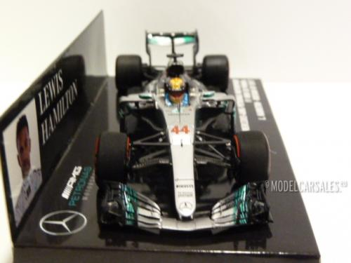 Mercedes Benz AMG F1 Petronas W08 EQ Power