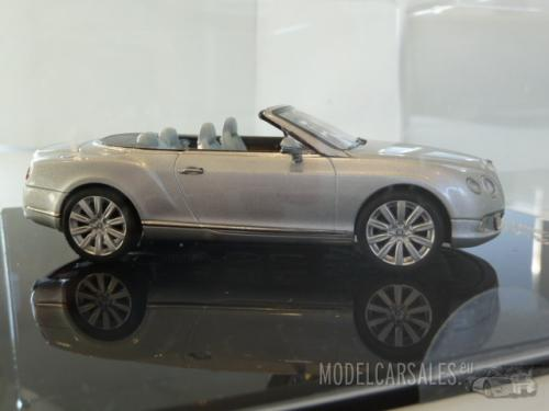 Bentley Continental GTC II Cabriolet