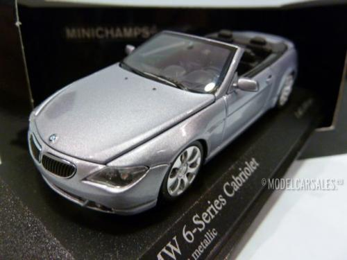 BMW 6 Series cabriolet (e64)