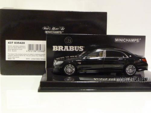 Mercedes Benz Maybach Brabus 900 S600