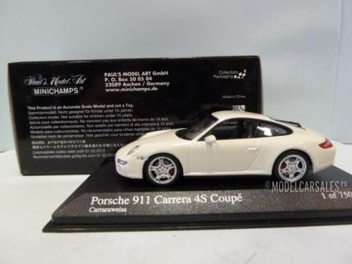 Porsche 911 (997) Carrera 4s Coupe