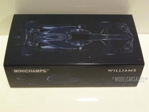 Williams Martini Racing Mercedes FW40