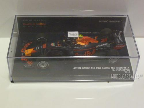 Red Bull Racing Aston Martin TAG Heuer RB14