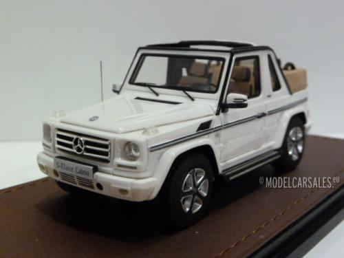 Mercedes Benz G500 Cabriolet Final Edition