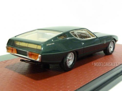 Jaguar Pirana Bertone Green Metallic 1:43 MX41001-102 MATRIX diecast model car / scale model For ...
