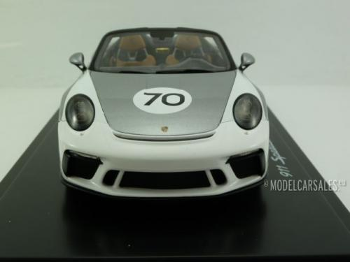 Porsche 911 (991 II) Speedster Heritage Design Package