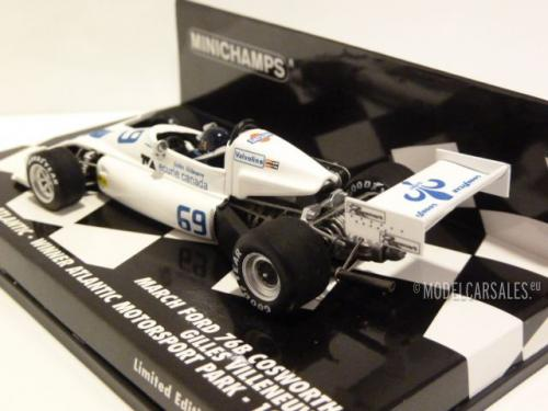 March Ford 76B Cosworth