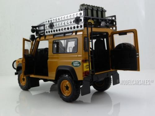 Land Rover Defender 90 Tdi Camel Trophy