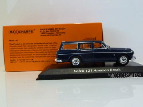Volvo 121 Amazon Break