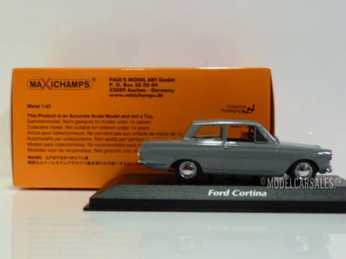 Ford Cortina MkI RHD