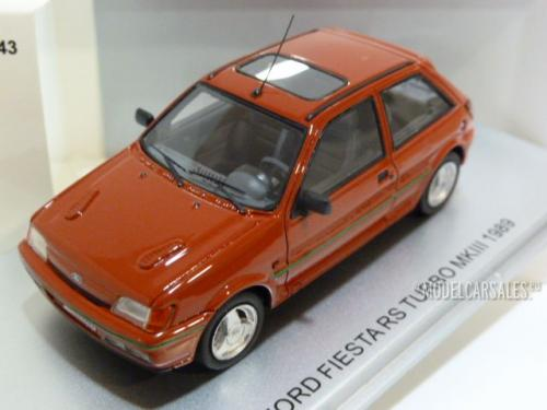 Ford Fiesta MkIII RS Turbo